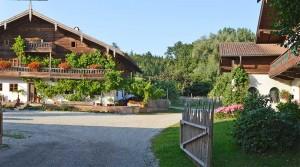 Urlaub auf dem Bauernhof auf dem Thalhauser Hof im Rottal